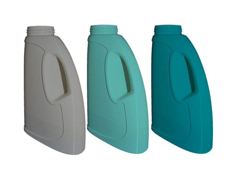 Detergent packaging printed in 3D