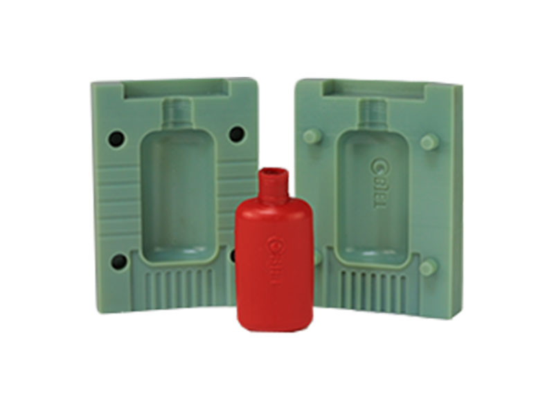Bottle mold for manufacturing